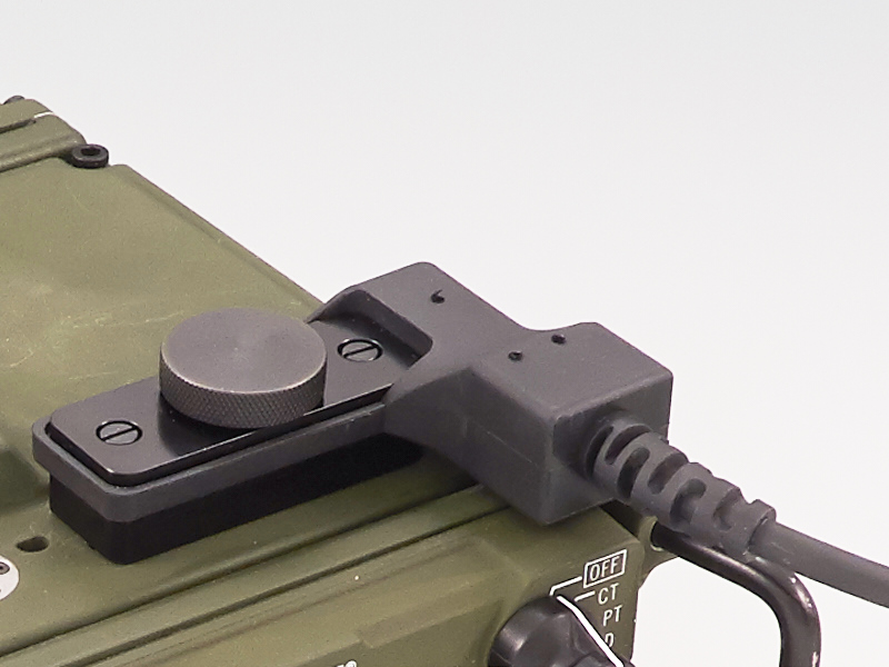 AN/PRC-117G Connector J3Front Exit Connector | Remote