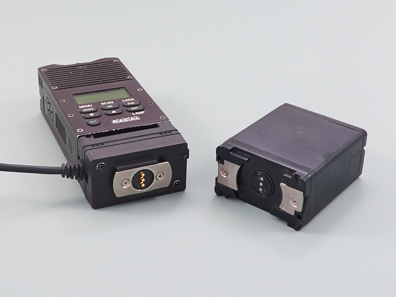 An Prc 152 Or An Prc 148 Adapter With 5v Output