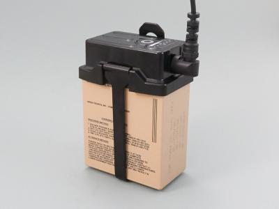 Pass-Thru Charger 12V Single Input/ Output 360° Exit