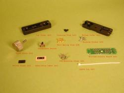 AN/PRC 148 MBITR /RF-5800-HH 18 pin Side Connector Kit