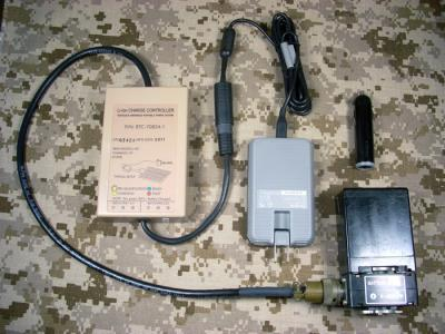 MBITR PRC-148/PRC-152 Charge Kit