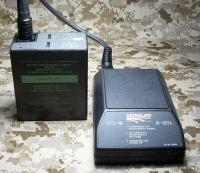 View: BB-2590 Single Unit Charger (Ultralife)