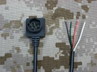 View: BA-5590 Battery Cable - Unterminated