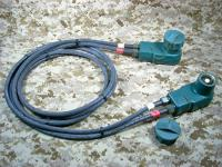 View: NATO Vehicle  Jumper Cable Set-12 Foot