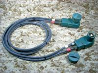 View: NATO Vehicle  Jumper Cable Set -25 Feet