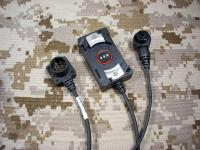 View: BA-5590 Adapter for Garmin 12XL and PRC 148 MBITR