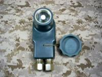 View: Inter-vehicle, NATO Slave Start Connector 1000 AMPS
